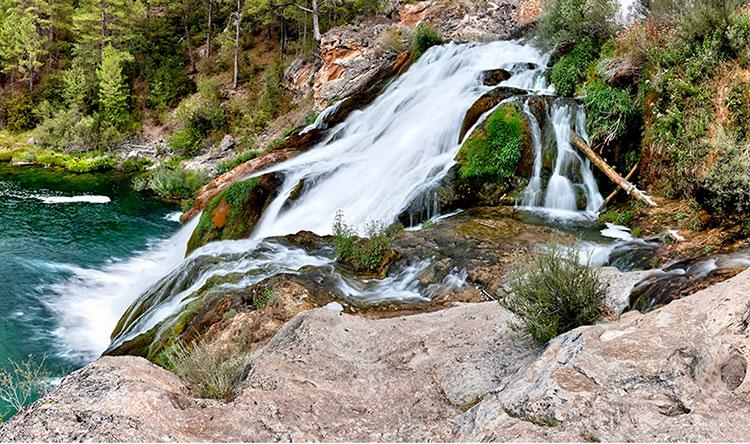 El Alto Tajo y Sigüenza siguen siendo los lugares más demanadados