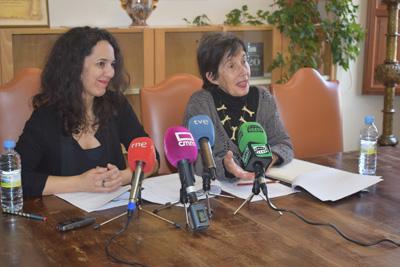 Blanca Calvo y Concha Carlavilla presentan los actos del Día Mundial de la Poesía7