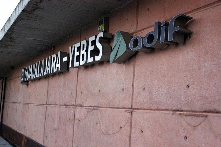 Estación del AVE Guadalajara-Yebes