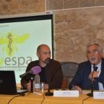 La salud de las colmenas, a debate y estudio en la segunda jornada de la Feria Apícola