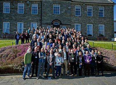El Goparque de Molina ha participado en la reunión celebrada en Irlanda