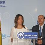 """Guarinos: """"Del Congreso ha salido un partido más fuerte y unido en torno a una gran líder, María Dolores Cospedal"""""""