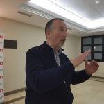 Rey se presenta a la reelección al frente de CCOO el 22 de marzo