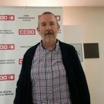 José María Rey Cuevas revalida su mandato al frente de CC OO
