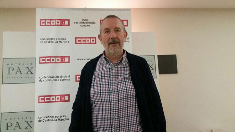 José María Rey, reelegido secretario general de CC.OO.