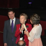 La guadalajareña Pilar Menéndez, una de las premiadas en el Día de la Mujer