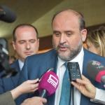 """Martínez Guijarro: """"El Ministerio no es que esté trasvasando el agua que hay en los embalses, es que está trasvasando las previsiones de lluvia"""""""