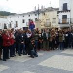"""La comarca ribereña muestra en caravana su condena """"absoluta"""" a los trasvases"""