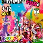 La Semana de la Juventud vuelve a Marchamalo con una carrera de colores