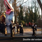 Desfile del Entierro de la Sardina en Guadalajara