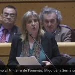Video de la interpelación de Riansares Serrano al Ministro de Fomento