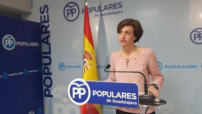 La senadora Ana Gonzalez le pide a Page que cumpla con las promesas en educación