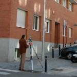 Según el PSOE el ayuntamiento va a medir la parcela de la clínica Sanz Vazquez