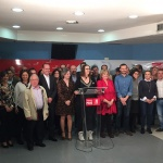 Susana Díaz ya tiene su red de apoyo declarada en Guadalajara