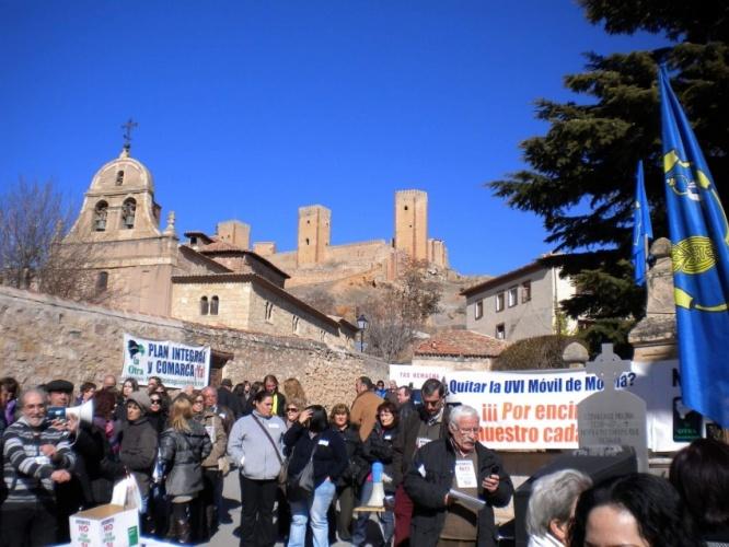 Una de las protestas organizadas por la plataforma. // Fotos: La Otra Guadalajara.