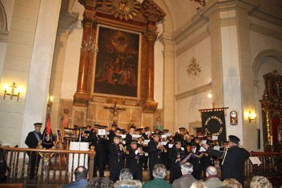 Sigüenza va a acoger el IV Certamen de Música Cofrade
