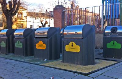 Aumenta el reciclado en los municipios integrados en Vega de Henares