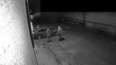 """Las cuatro personas han sido detenidas por la Guardia Civil en el marco de la operación """"Caliga"""""""