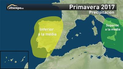 El patrón más dominante será el de un anticiclón de las Azores con tendencia a expandirse hacia Europa