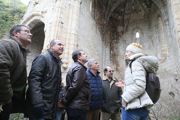 En junio comienzan las primeras obras en el monasterio de Bonaval