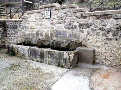 La Fuente de los Cuatro Caños de Yebes