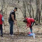 Yebes celebra el Día del Árbol con una plantación en el bosque de Valdenazar
