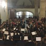 Éxito del Concierto de Semana Santa de la Banda de Yebra