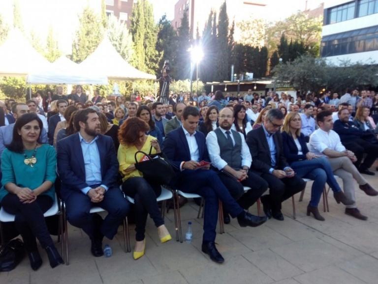 Rivera: «Los dueños de nuestros escaños son los ciudadanos»