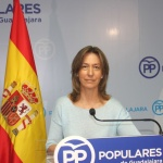 """Guarinos: """"El PP va a llegar hasta el final para que el aparcamiento del Hospital de Guadalajara sea gratuito"""""""