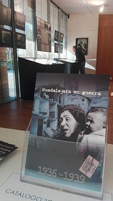 """Imagen de la exposición """"La Batalla de Guadalajara"""""""