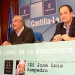 José Luis Sampedro y Gloria Fuertes, protagonistas del Día del Libro en la Biblioteca de Guadalajara