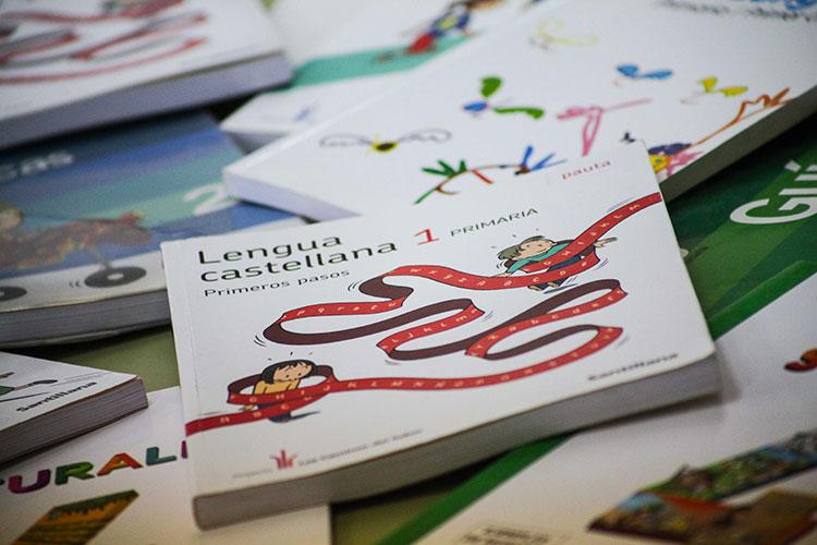 Se mejora el sistema de gratuidad en los libros e texto