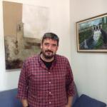 """Rafael Esteban: """"La legislatura será un fracaso en Guadalajara si no hacemos el hospital y el campus"""""""