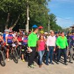 Más de 350 participantes en la X Ruta de las Aliagas de Peñalver de MTB