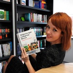 Vanessa Montfort estará este lunes en  la biblioteca municipal de Valdeluz
