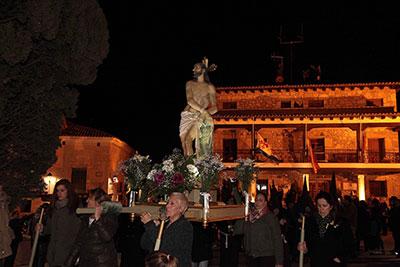 Semana Santa llena de tradición en Almonacid de Zorita