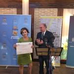 La Asociación de la Prensa presentó el Anuario 2017 y Belén Monge recoge un premio