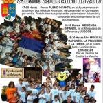 Arbancón celebra este sábado su primer día de la infancia