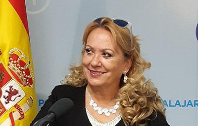 Aure Hormaechea. Presidenta del PP de Azuqueca de Henares  y portavoz del Grupo Popular en el Ayuntamiento