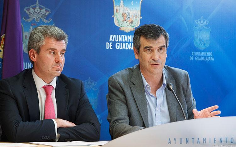 Román presenta la liquidación de los presupuestos de 2016 con un remanente de más de 5 millones de euros