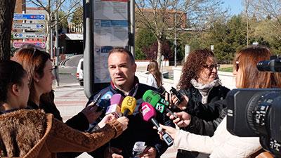 Carnicero ha presentado los cambios introducidos en la líneas de autobuses