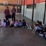El campamento urbano municipal de Semana Santa suma 70 participantes