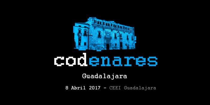 La comunidad de desarrolladores del Corredor del Henares (Codenares) se reúne en Guadalajara el próximo sábado