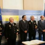 La seguridad es el reto prioritario del nuevo comisario de la Policía Nacional, José Arroyo