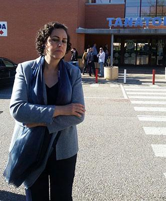 Magdalena Valerio, amiga de De la Cruz y ex-consejera en diversos gobiernos regionales