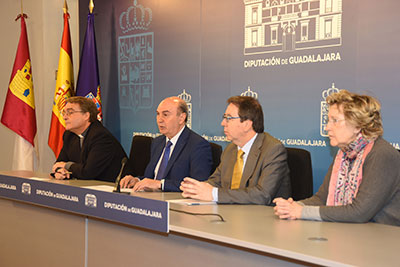 """Presentación del """"año Cisneros"""" por parte de la Diputación"""