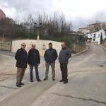 Más de 200.000 euros para renovar redes y pavimentar calles en Armuña, Loranca, Alique y Pioz