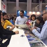 Guadalajara se promociona en la Feria B-Travel de Barcelona