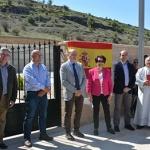 La Diputación destina más de 28.000 euros a la ampliación  del cementerio de Valdepeñas de la Sierra