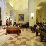 Gran adiós a Elena de la Cruz en la Concatedral de Guadalajara